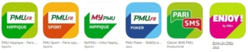 Applications PMU