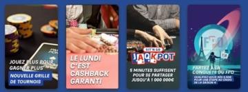 Promotions de poker
