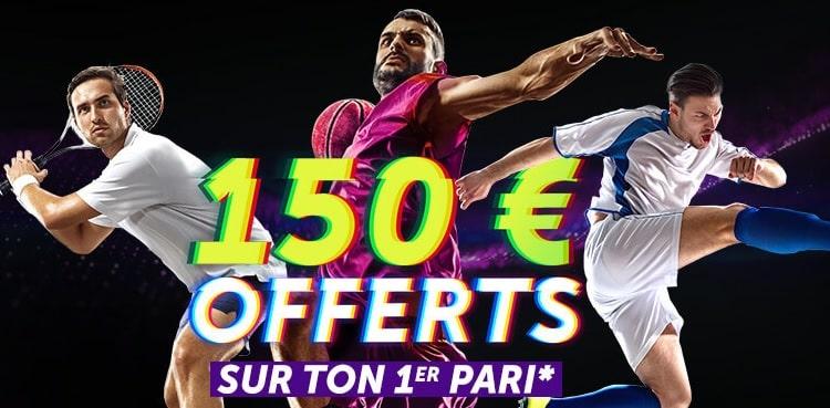 Bonus VBET 150 €