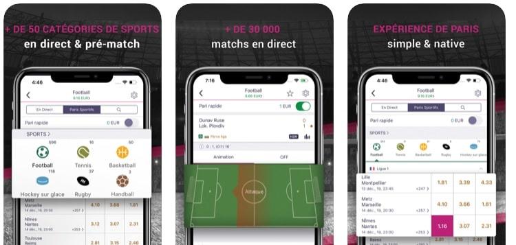 VBET app mobile