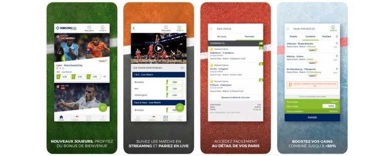 app parions sport