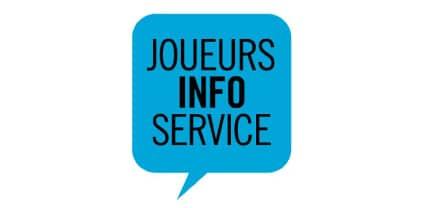 joueurs info service logo
