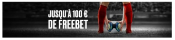 100 euros en free bet