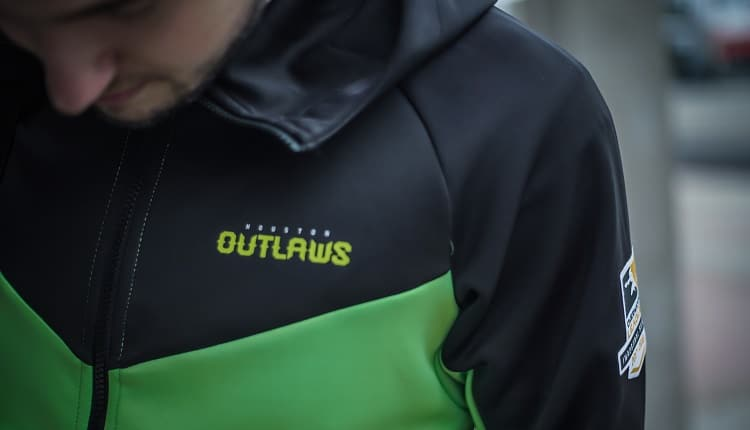 Hoodie esports Outlaws
