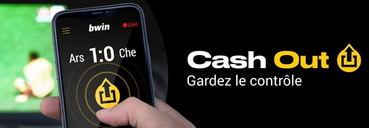 Bwin cash out notifier
