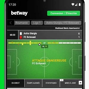 Betway app