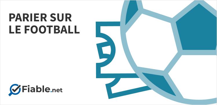 parier sur le football, fiable, ballon de foot