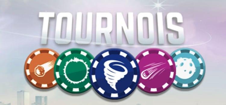 Tournois Betclic Poker