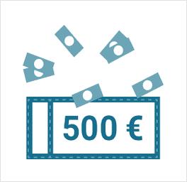 billet de 500 €