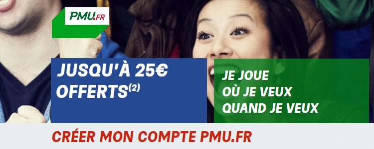 Compte PMU poker
