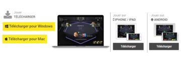 Téléchargement Unibet Poker