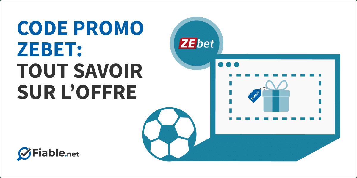 code promo zebet, ballon de foot, ordinateur